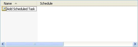 Added Scheduled Task
